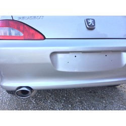SILENCIEUX INOXCAR 120 X 80 406 COUPE V6