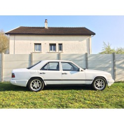 RESTAURATION MERCEDES BENZ W124